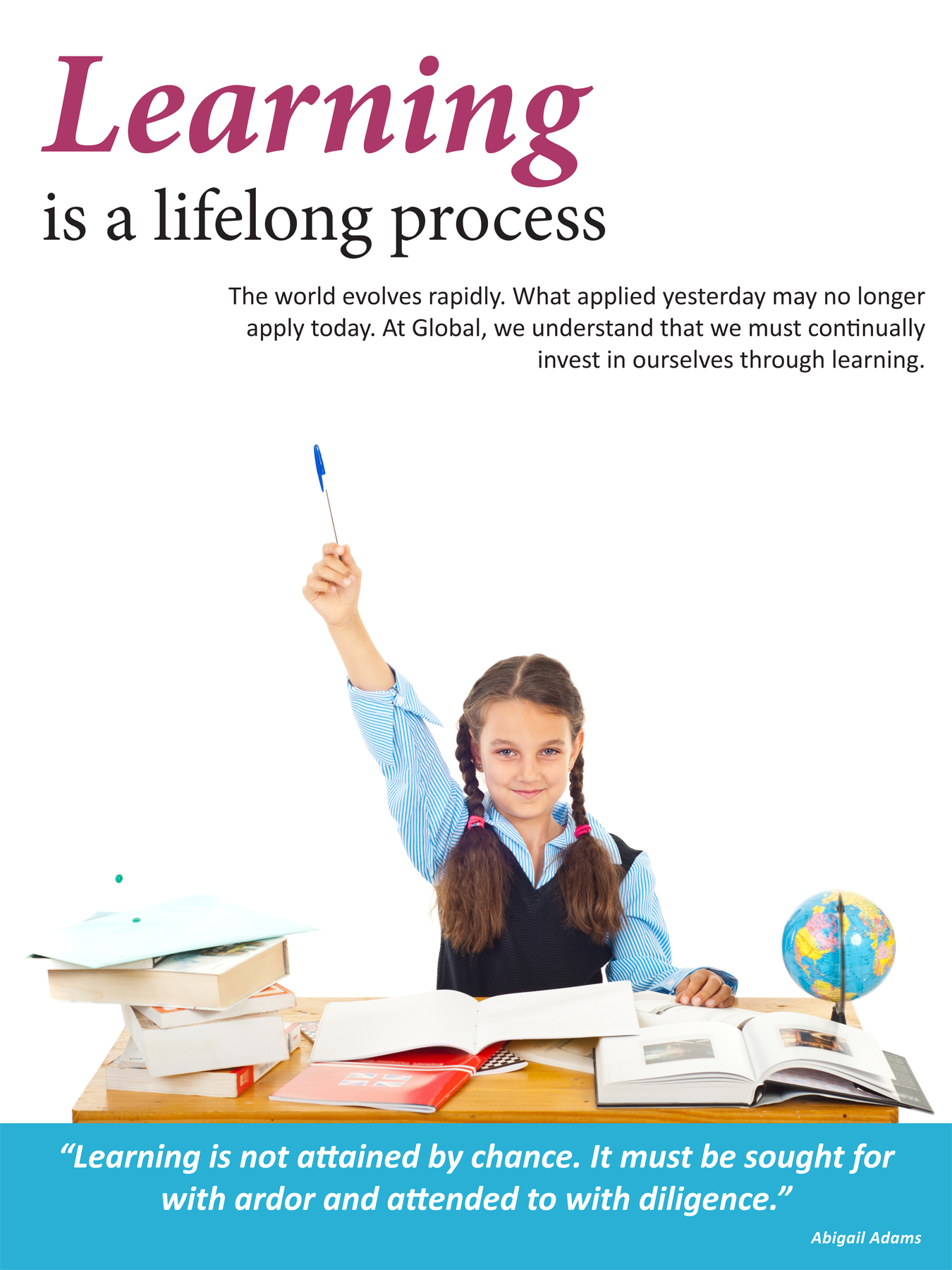 Education is a lifelong process - OoCities