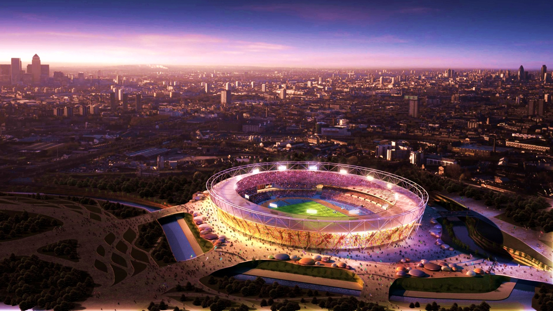 london 2012 - Olympic Hearts
