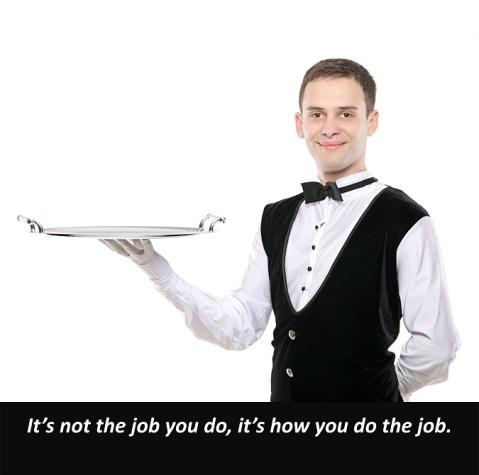 Professionalism value