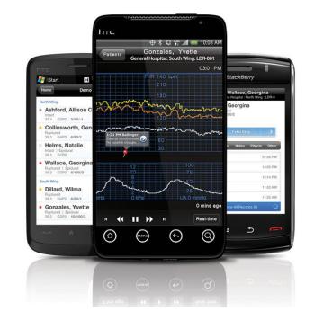 mobile health app