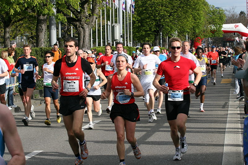 Cardiac Arrest and Marathons
